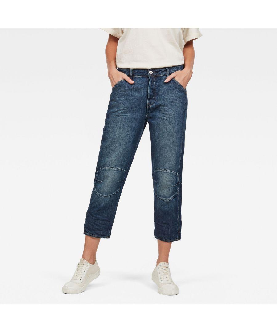 Image for G-Star RAW 5622 3D High Waist Boyfriend 7/8-Length Jeans