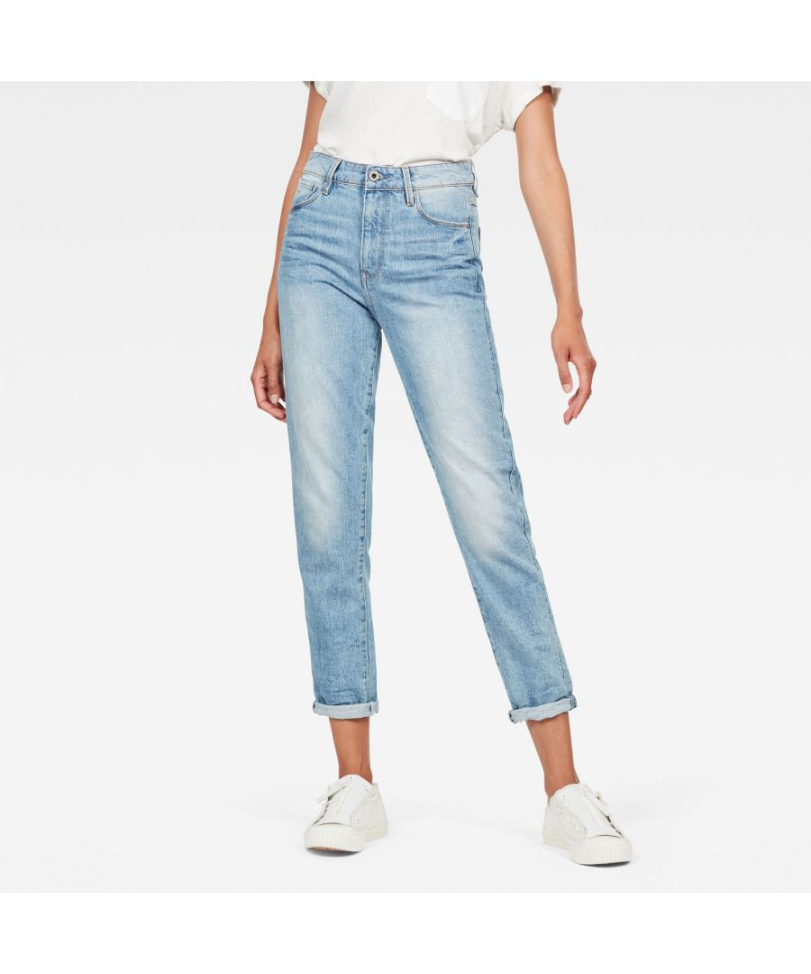 Image for G-Star RAW 3301 High Straight 90's Jeans