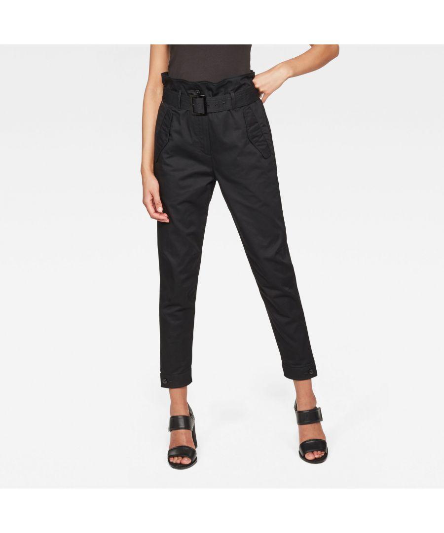 Image for G-Star RAW Rovic High Waist Paperbag Pants