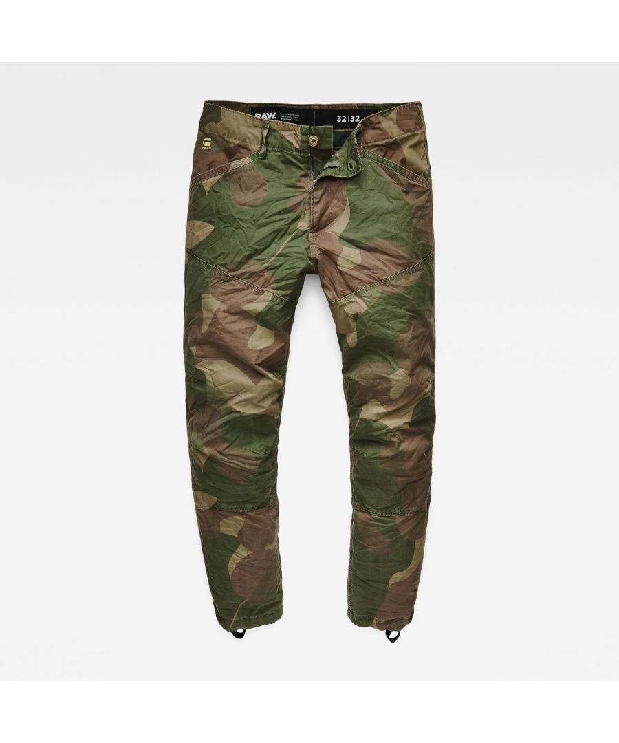 Image for G-Star RAW Rovic Sec 3D Straight Tapered Pant