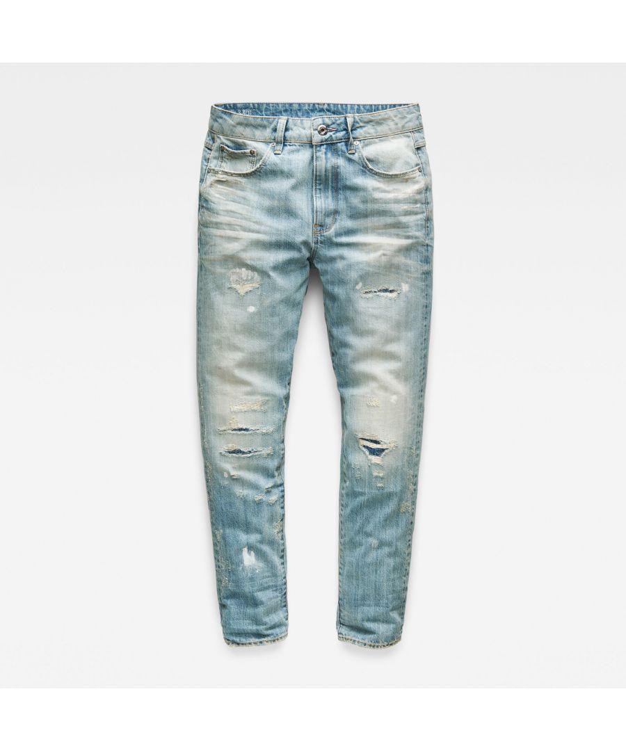Image for G-Star RAW 3301 Mid Waist Boyfriend Jeans