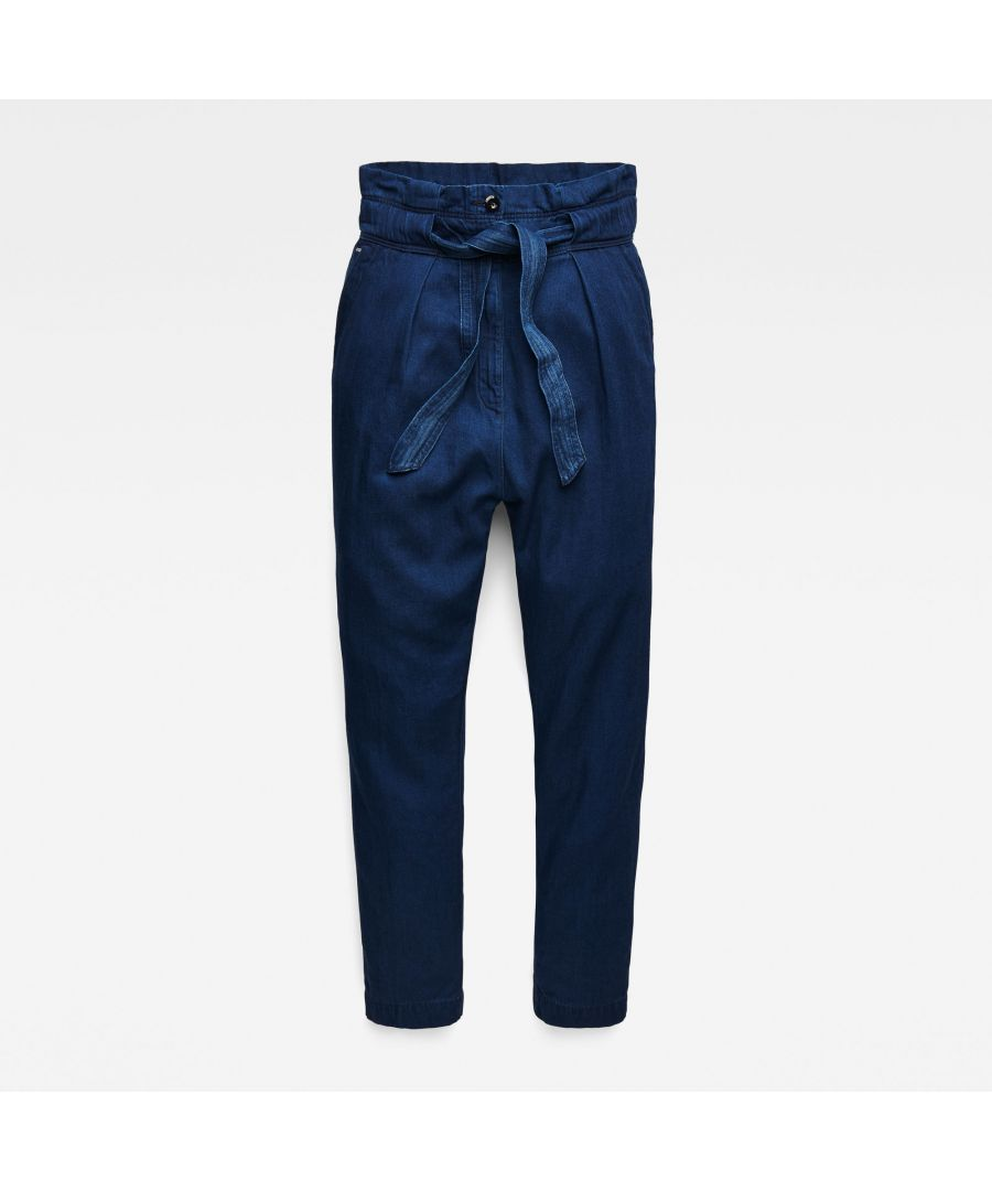 Image for G-Star RAW Bronson Army Paperbag Trousers