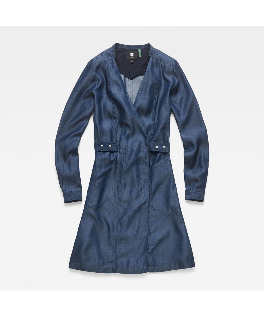 Image for G-Star RAW Core Wrap Dress