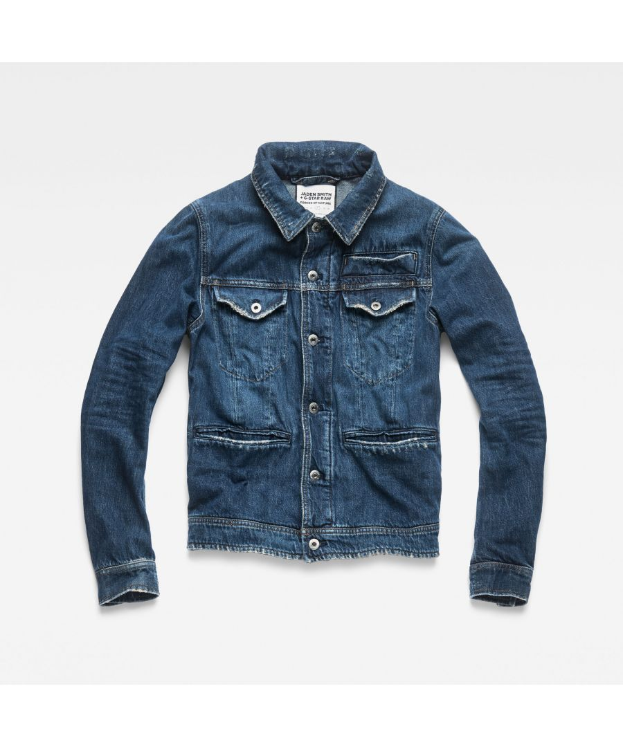 Image for G-Star RAW D-Staq RFTP Water 3D Jacket