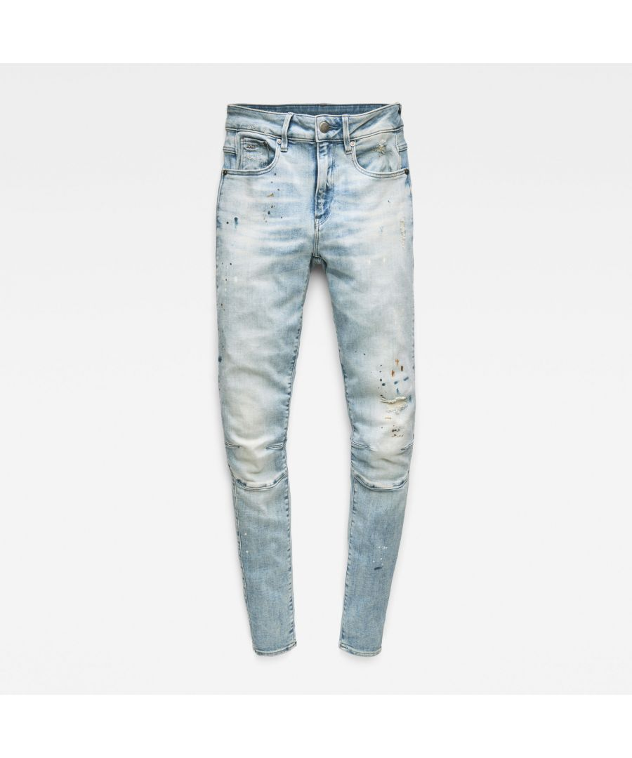 Image for G-Star RAW Biwes High Skinny Jeans