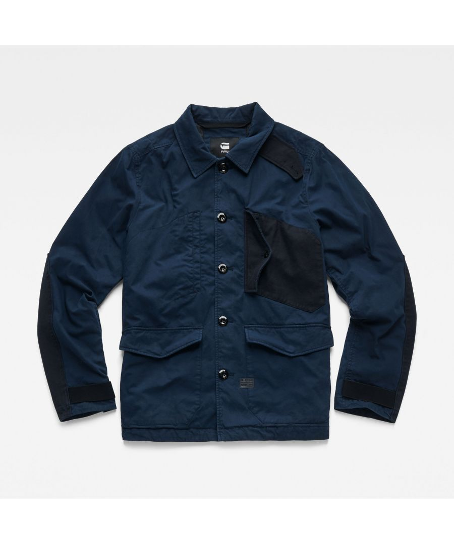 Image for G-Star RAW Scutar Utility Padded Jacket