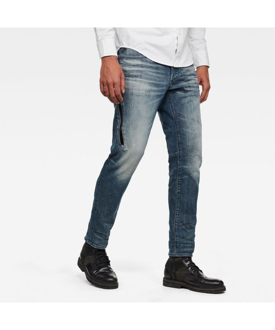 Image for G-Star RAW Citishield 3D Slim Tapered Jeans