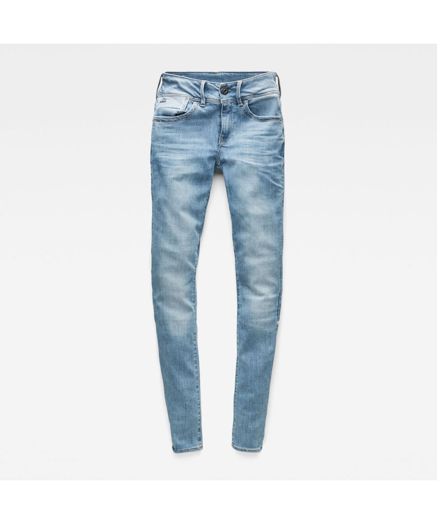 Image for G-Star RAW Lynn Mid Super Skinny Jeans