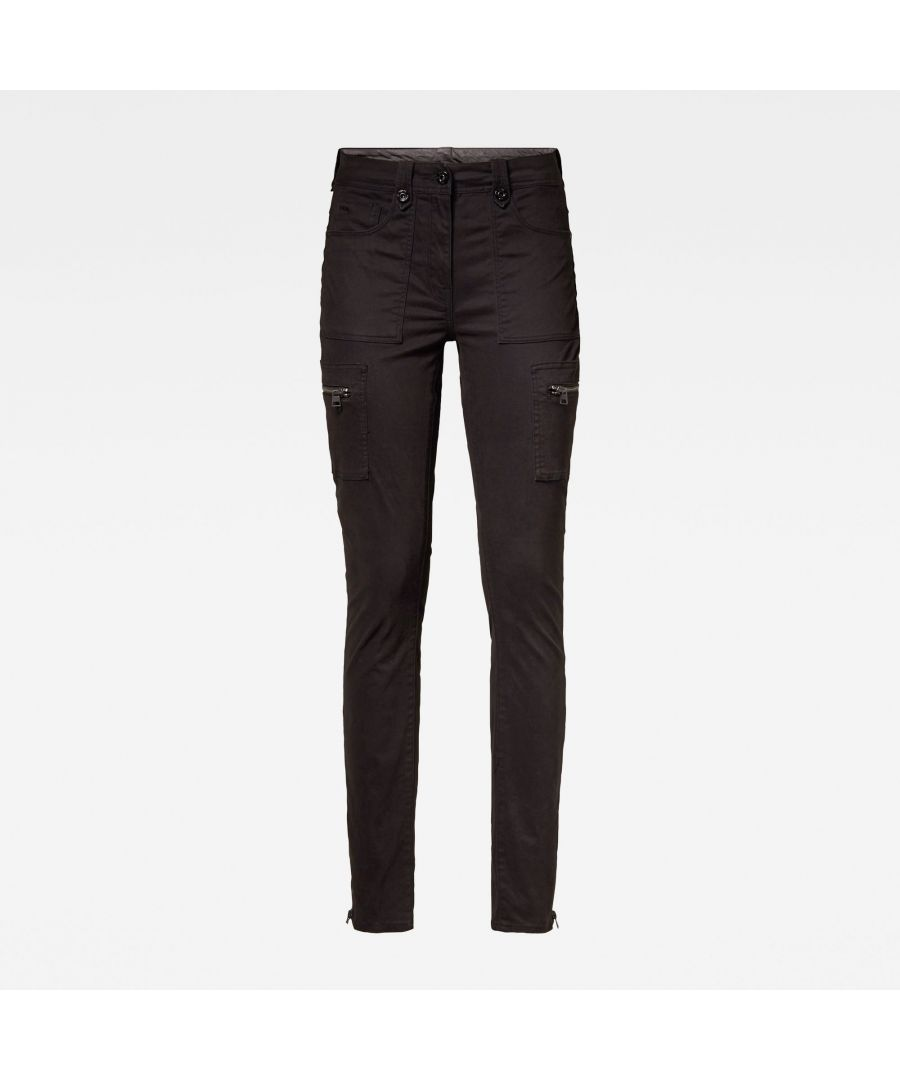 Image for G-Star RAW Kerf Cargo High Skinny Pant