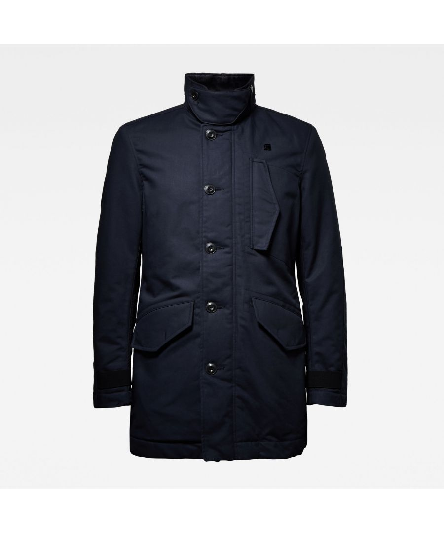 Image for G-Star RAW Scutar Utility Padded Trench Coat