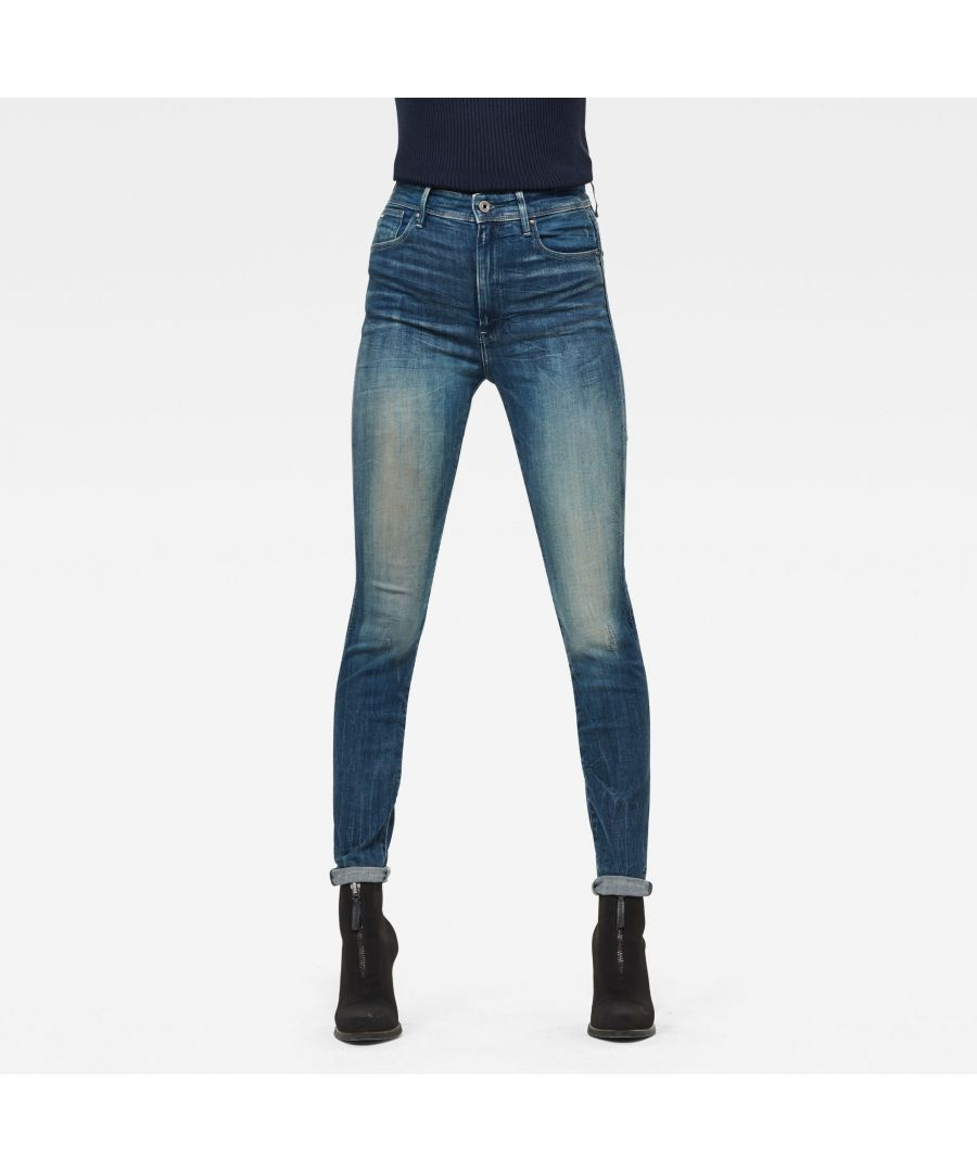 Image for G-Star RAW Kafey Ultra High Skinny Jeans