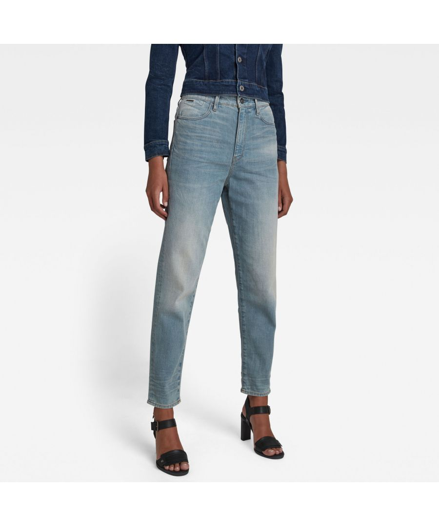 Image for G-Star RAW Janeh Ultra High Mom Ankle