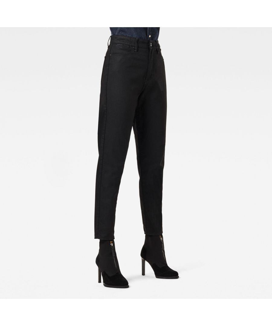 Image for G-Star RAW Janeh Ultra High Mom Ankle Jeans