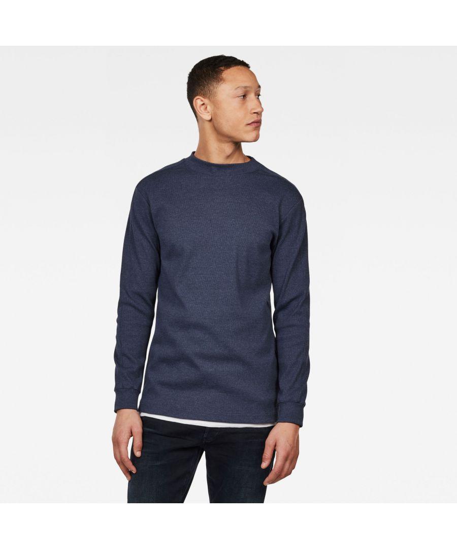 Image for G-Star RAW Korpaz Mock Sweater