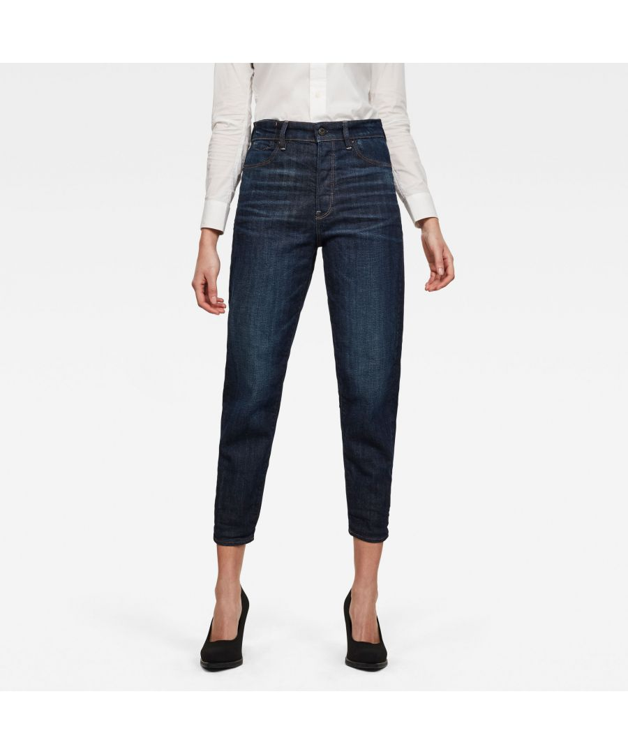 Image for G-Star RAW Janeh Ultra High Mom Ankle C Jeans