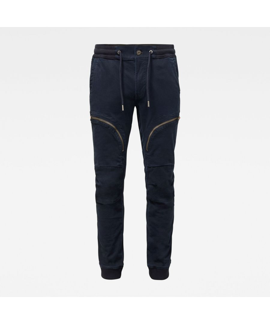 Image for G-Star RAW Air Defence Zip 3D Sport Cuffed Slim Pants