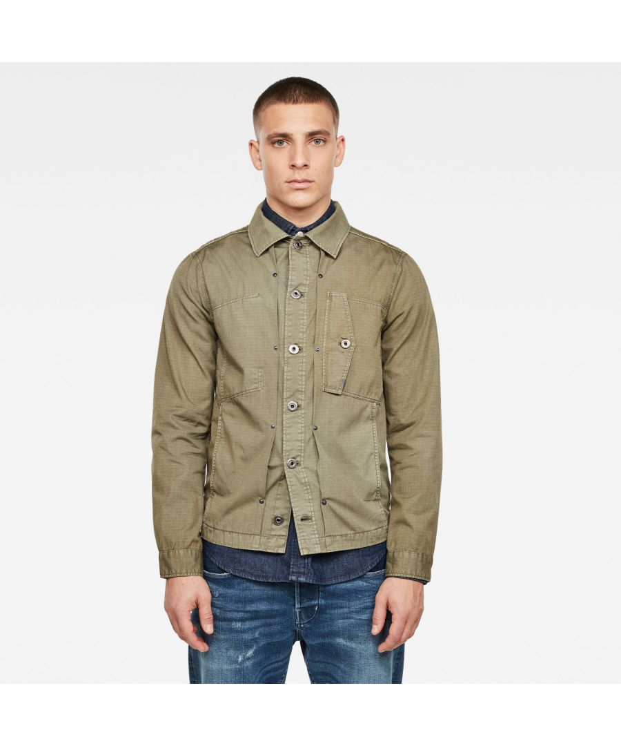 Image for G-Star RAW Scutar Shirt Jacket