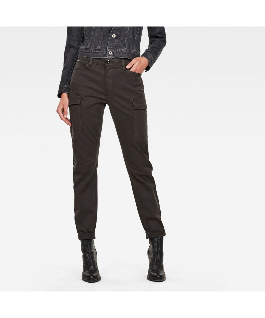 Image for G-Star RAW Blossite G-shape Army High Skinny Pants