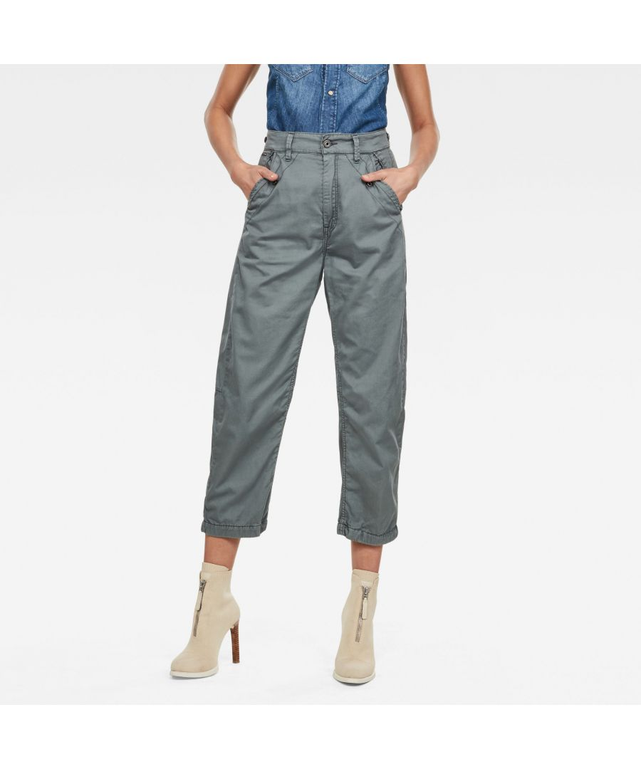 Image for G-Star RAW Army City Mid Boyfriend Straight Pants