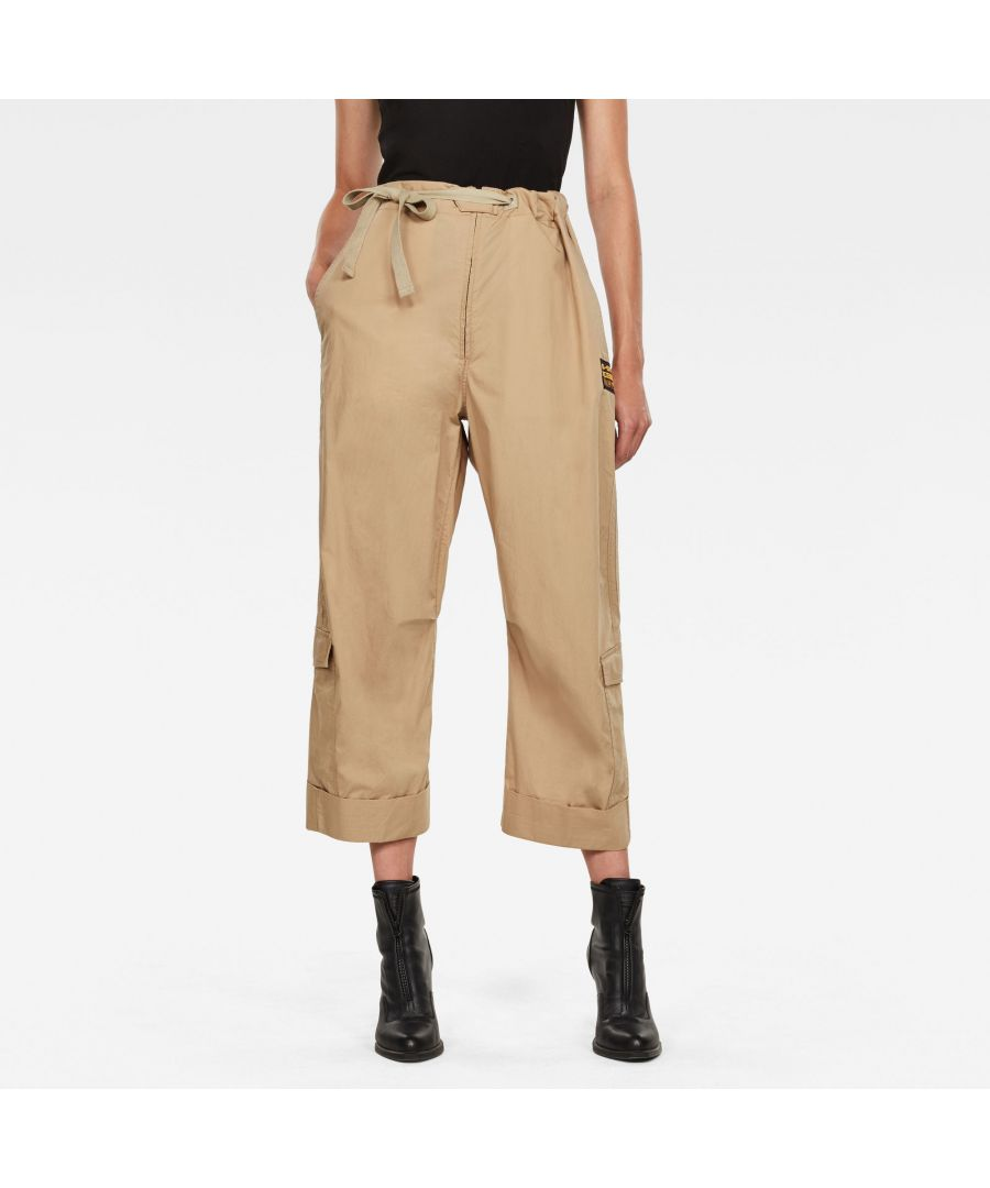 Image for G-Star RAW 3D Utility High Loose Crop Pants