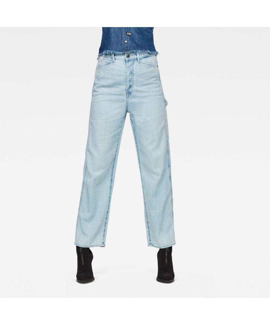 Image for G-Star RAW Revynn Ultra High Boyfriend C Jeans