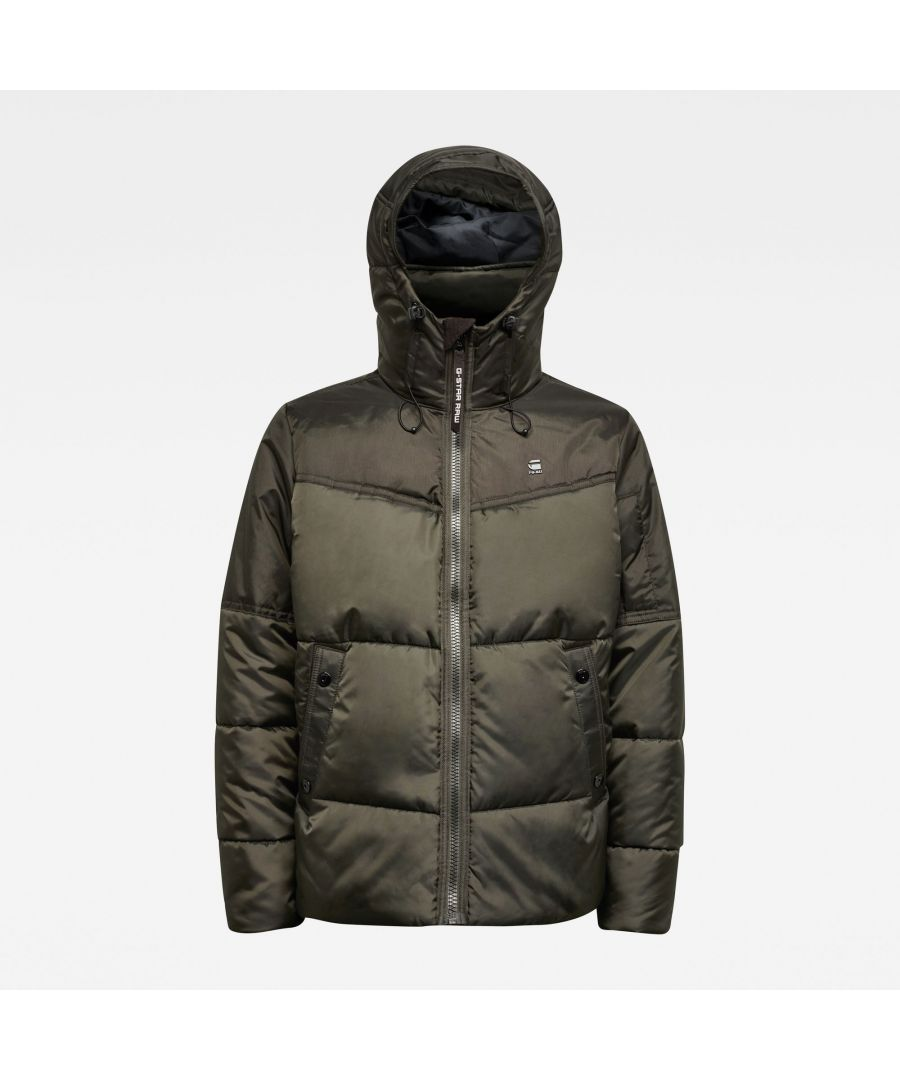 Image for G-Star RAW Quilted Puffer Jacket