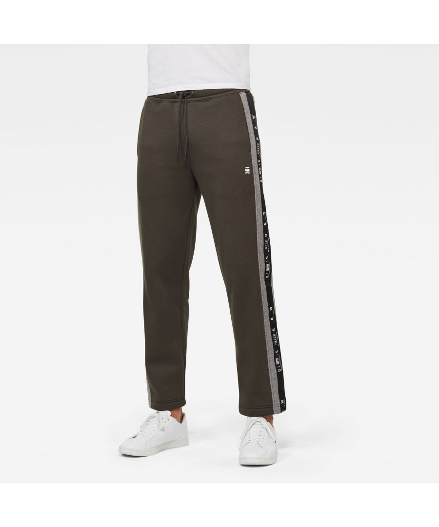 Image for G-Star RAW Sport Heather Stripe Sweatpants