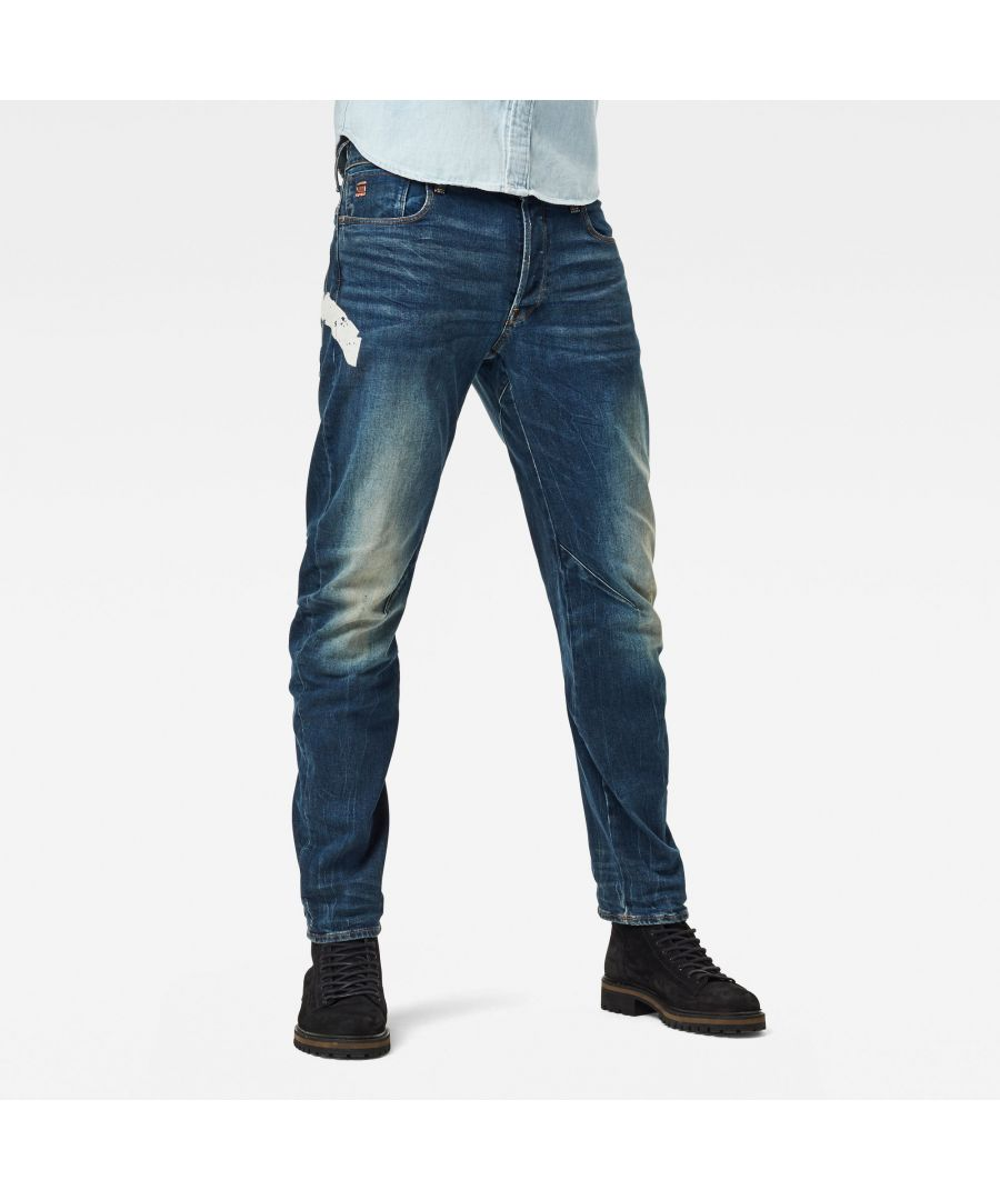 Image for G-Star RAW Arc 3D Slim Wokkie Artwork Jeans