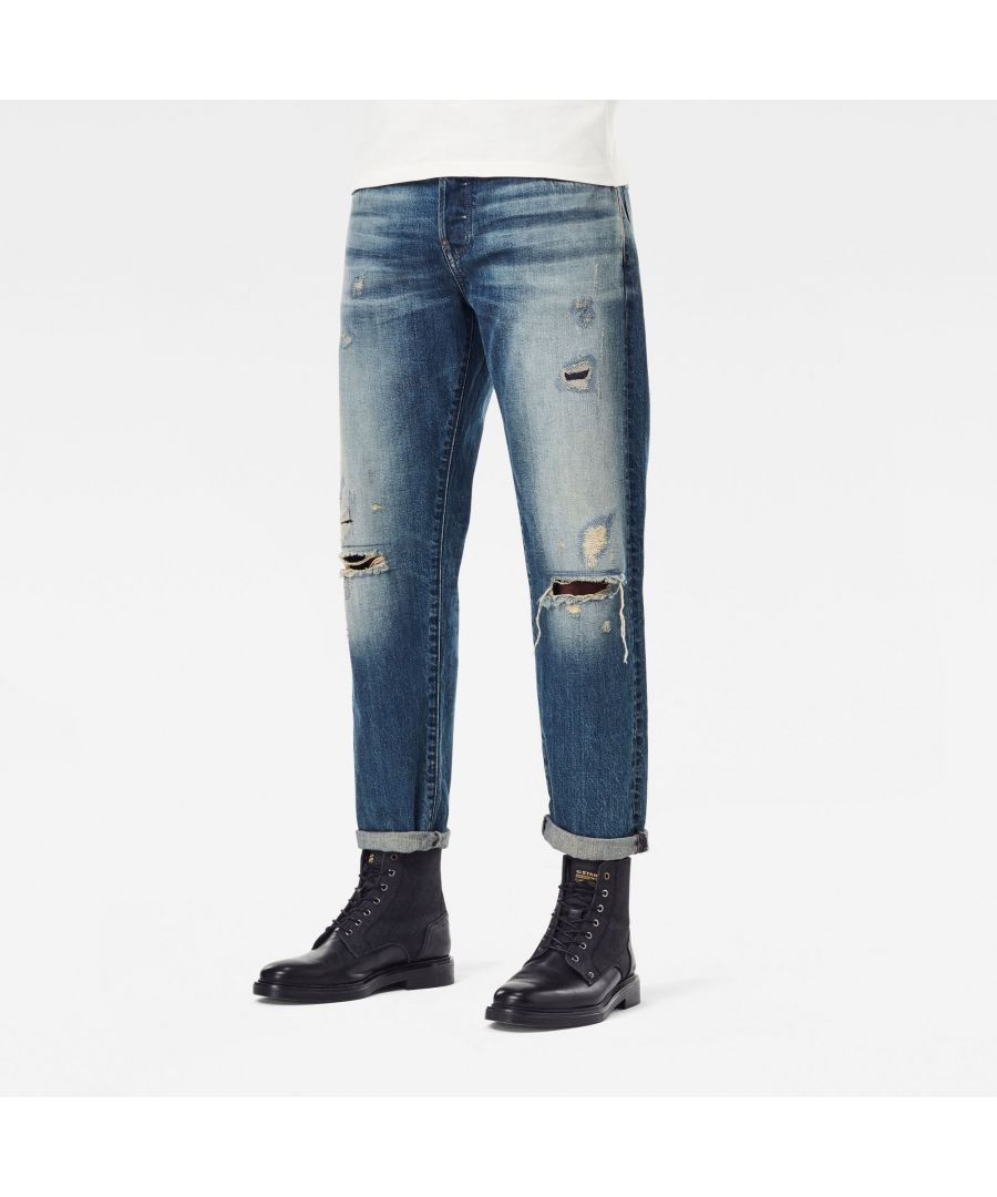 Image for G-Star RAW Alum Relaxed Tapered Originals 2 Jeans