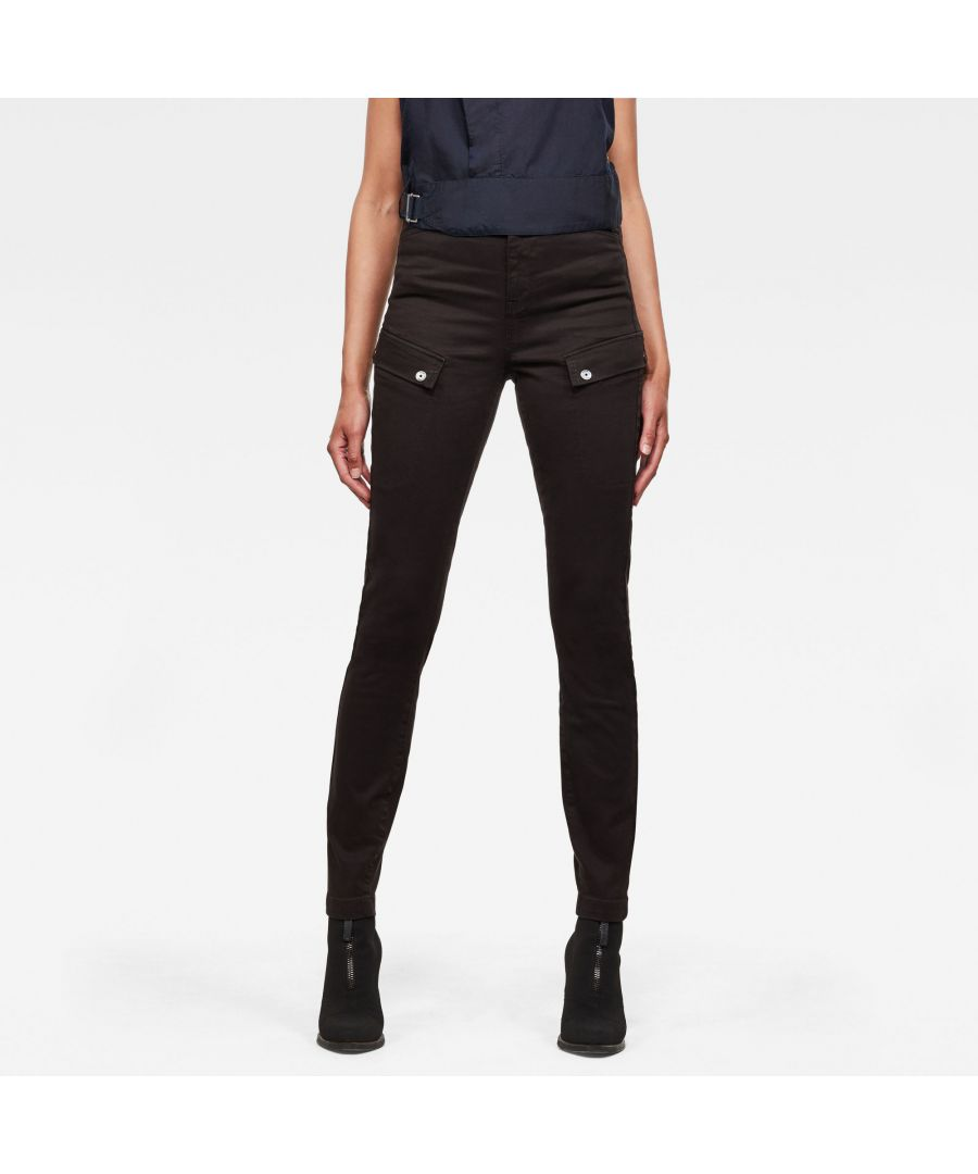 Image for G-Star RAW Blossite Army Ultra High Skinny Pants