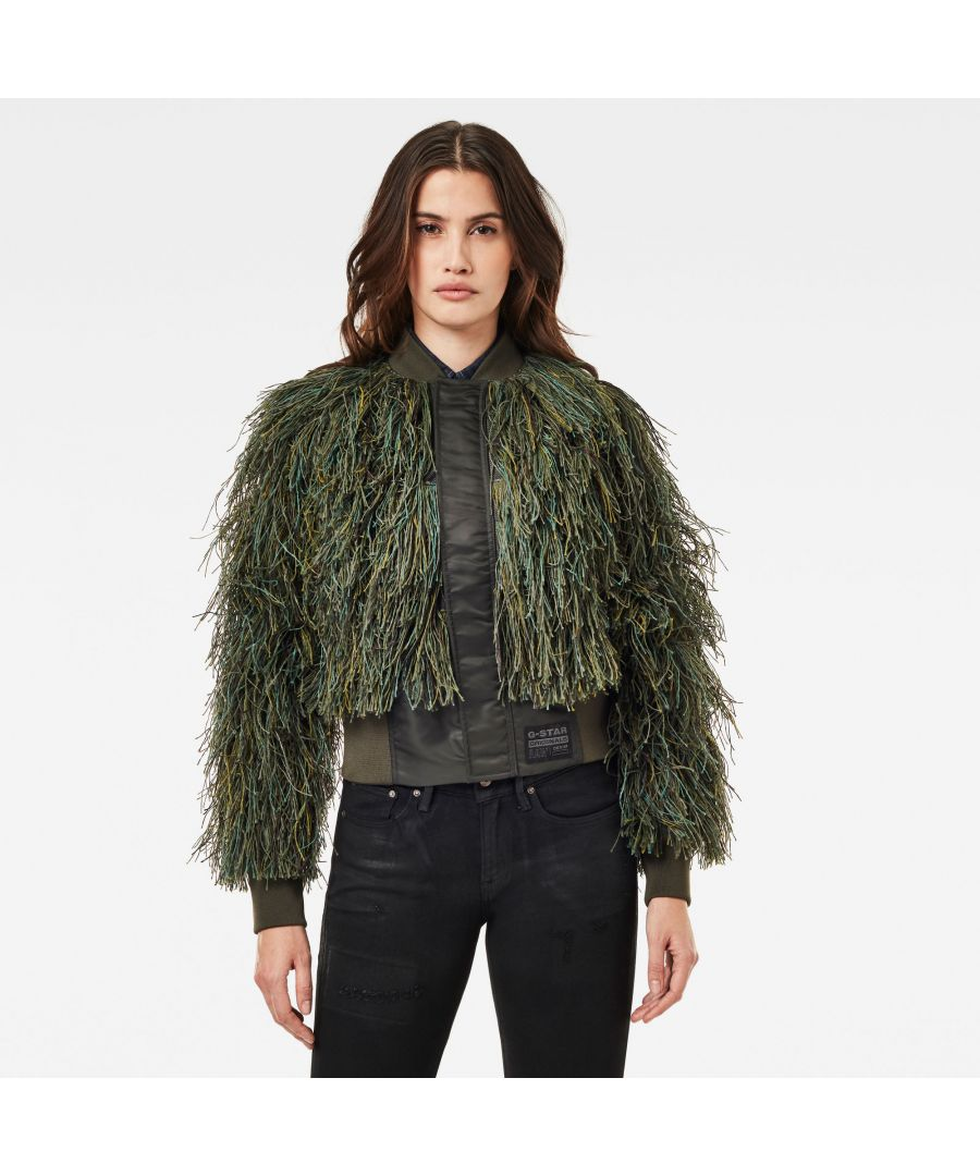 Image for G-Star RAW Gillie Suit Bomber Jacket