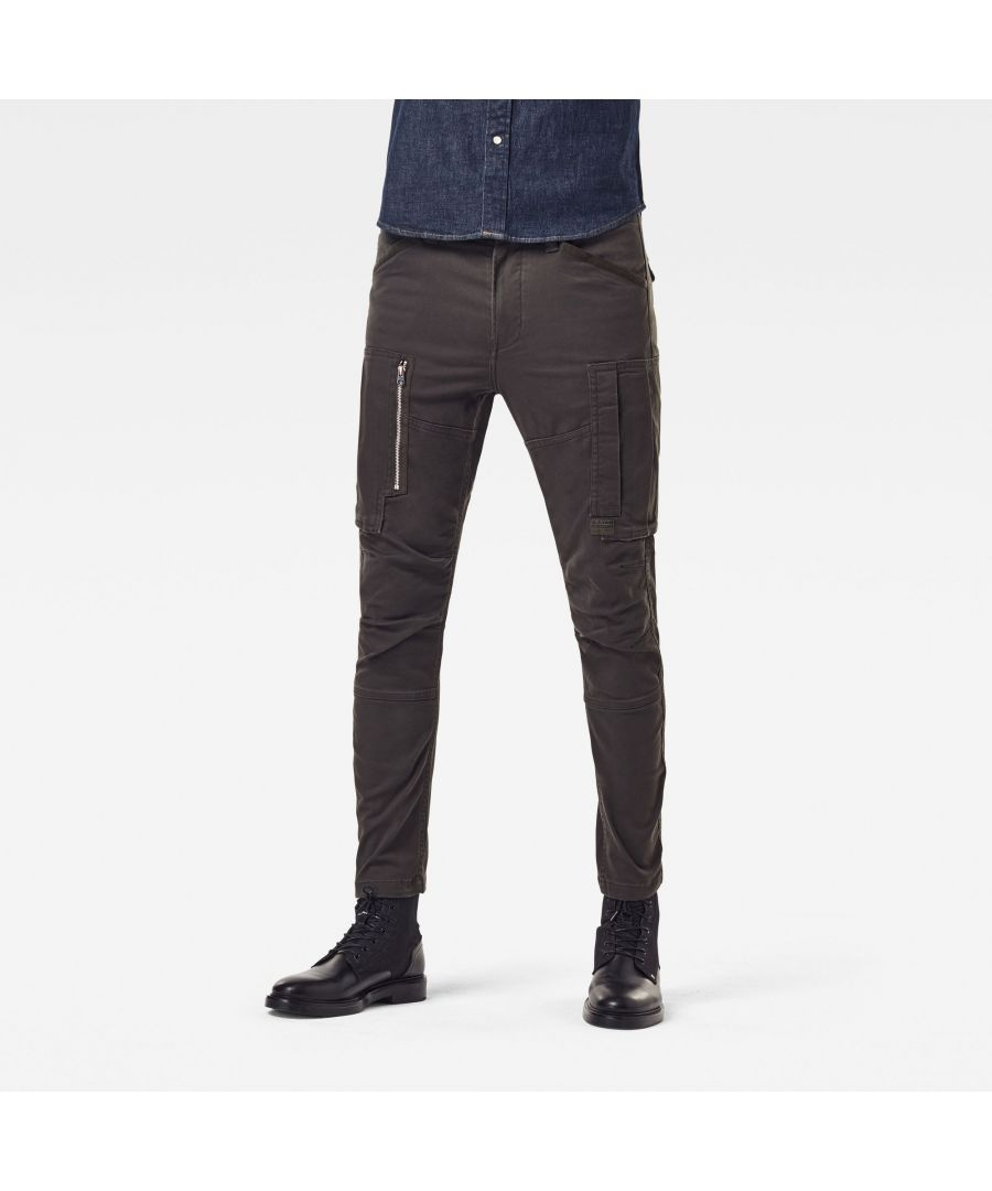 Image for G-Star RAW Flight Cargo 3D Skinny Pants