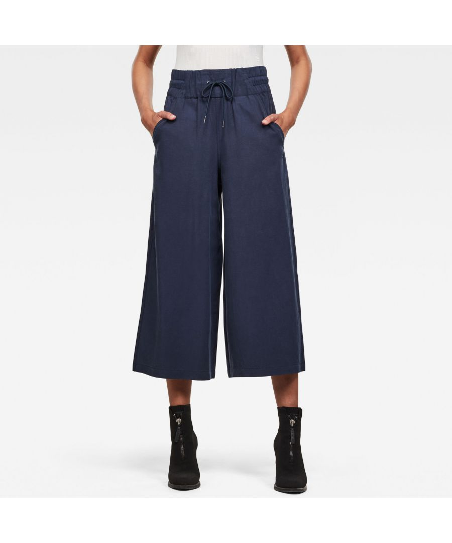 Image for G-Star RAW High Waist Culotte Pant