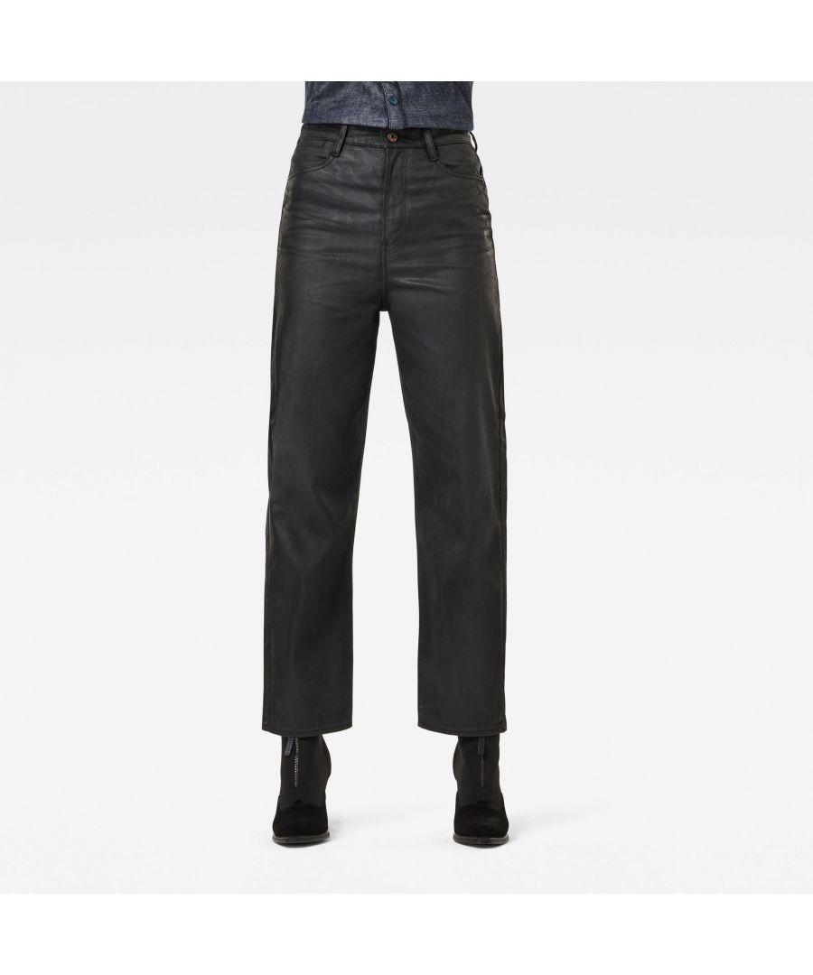 Image for G-Star RAW Tedie Ultra High Straight Ankle Jeans
