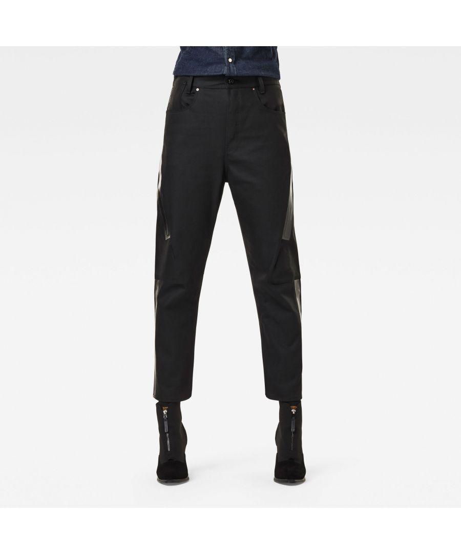 Image for G-Star RAW X-Staq 3D Boyfriend Crop Jeans CT