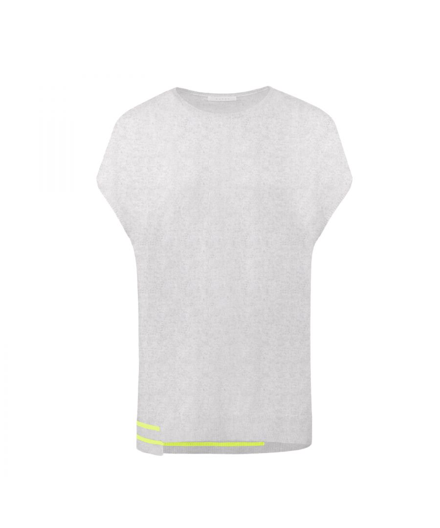 Image for Mixed Blend Capped T-Shirt
