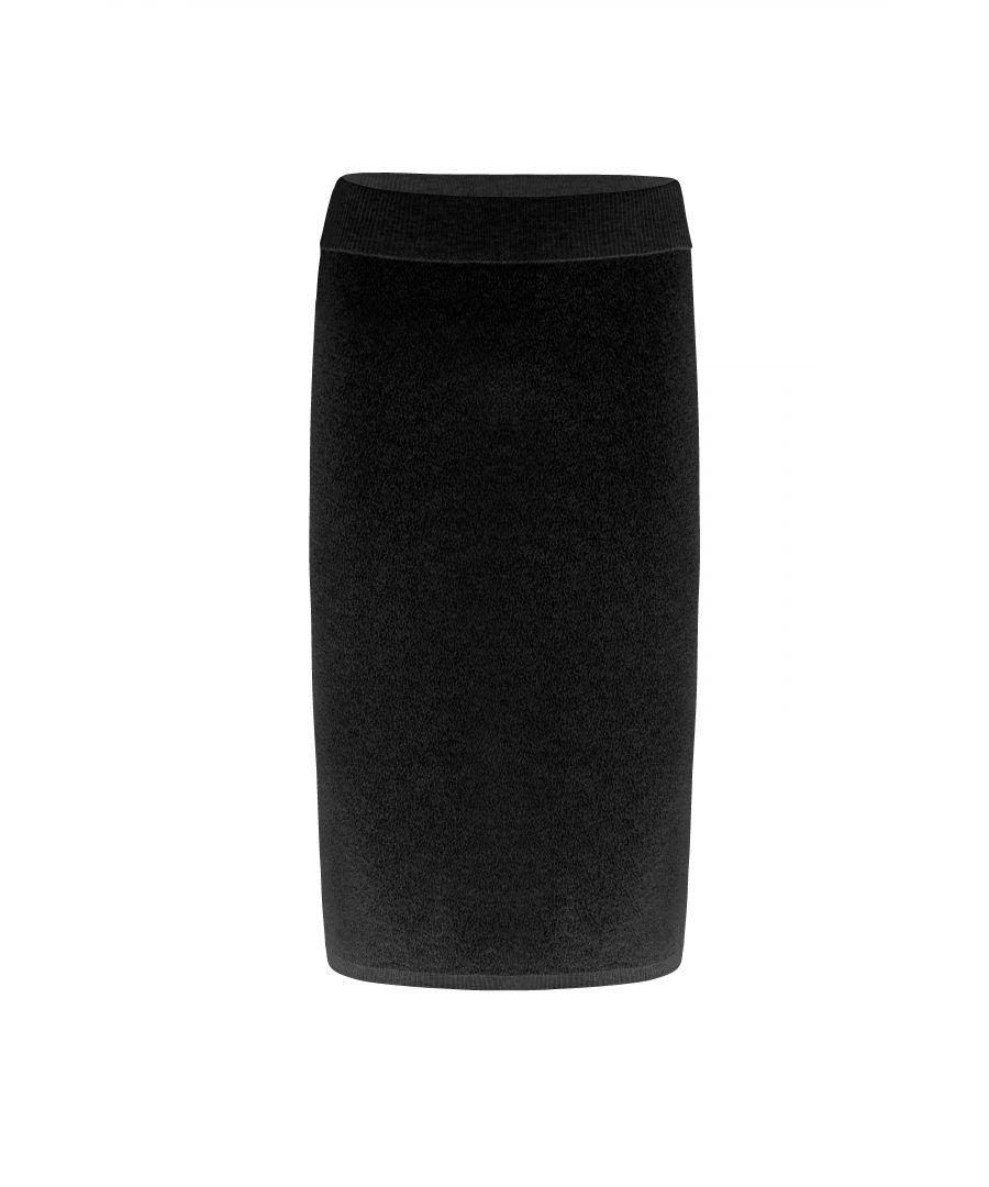 Image for Mixed Blend Skirt