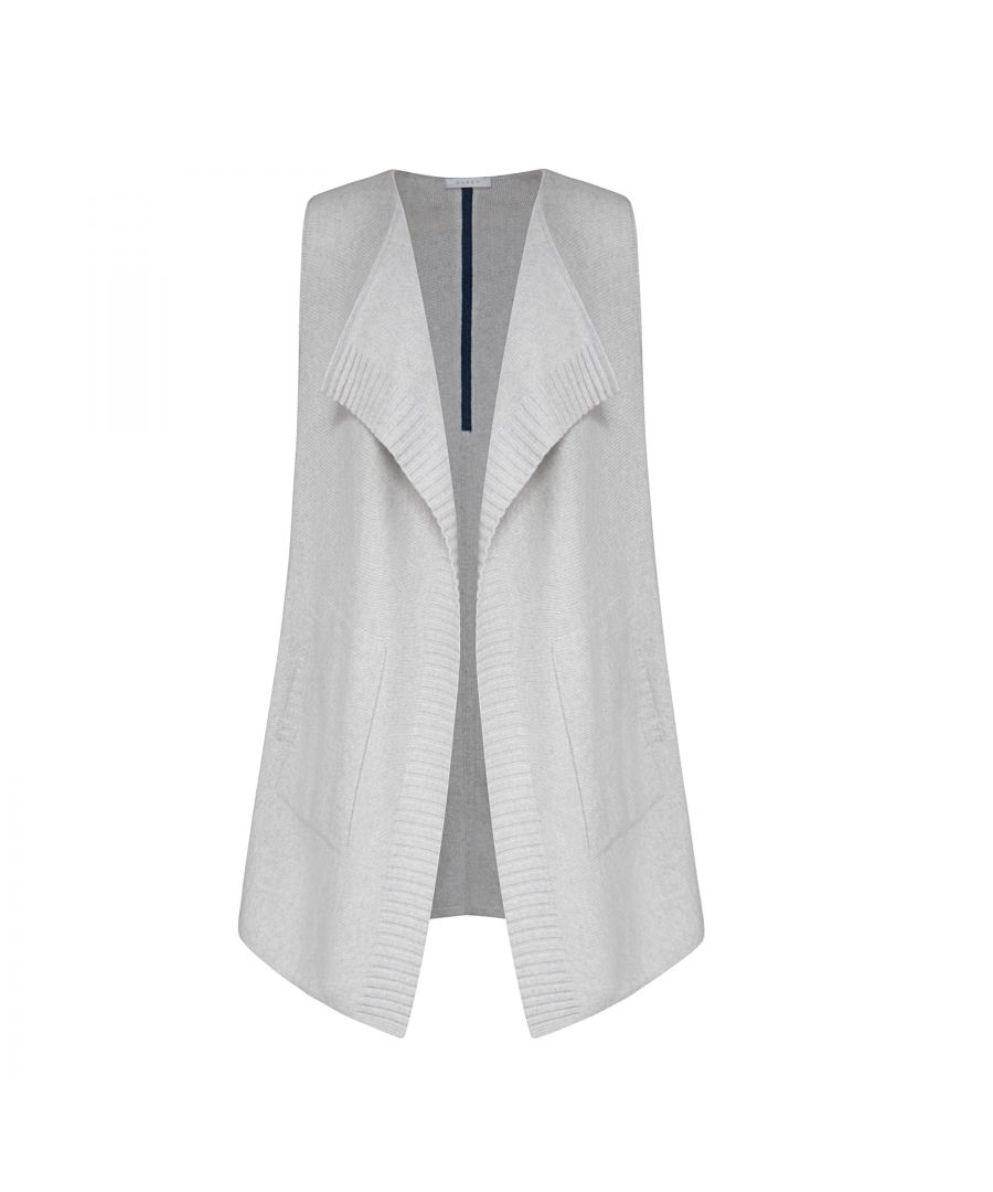 Image for Cashmere Waistcoat In Multicolour