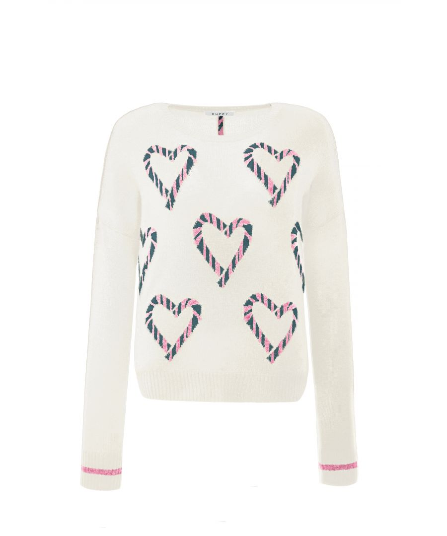 Image for Cashmere Jumper Love Heart