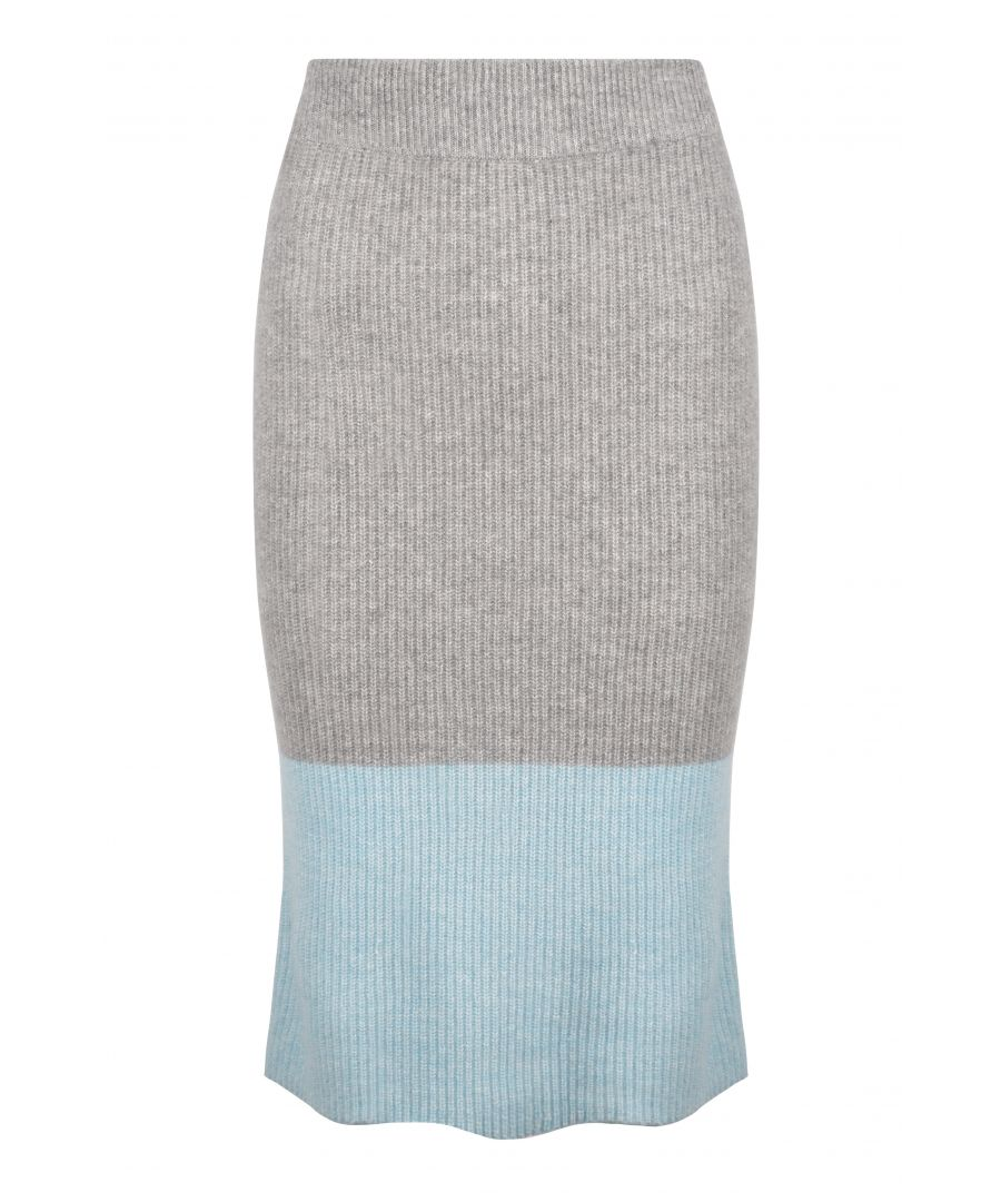 Image for Cashmere/Linen Skirt