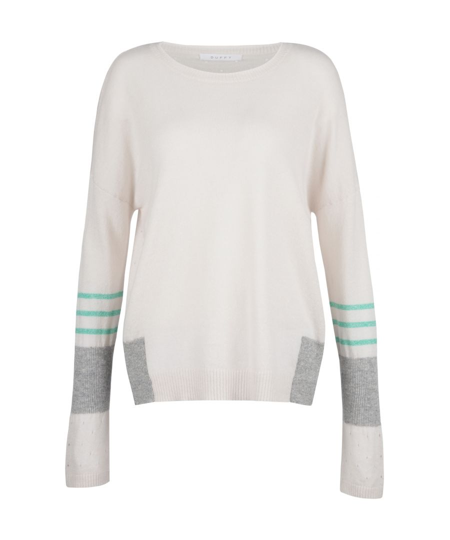 Image for Cashmere/Linen Jumper