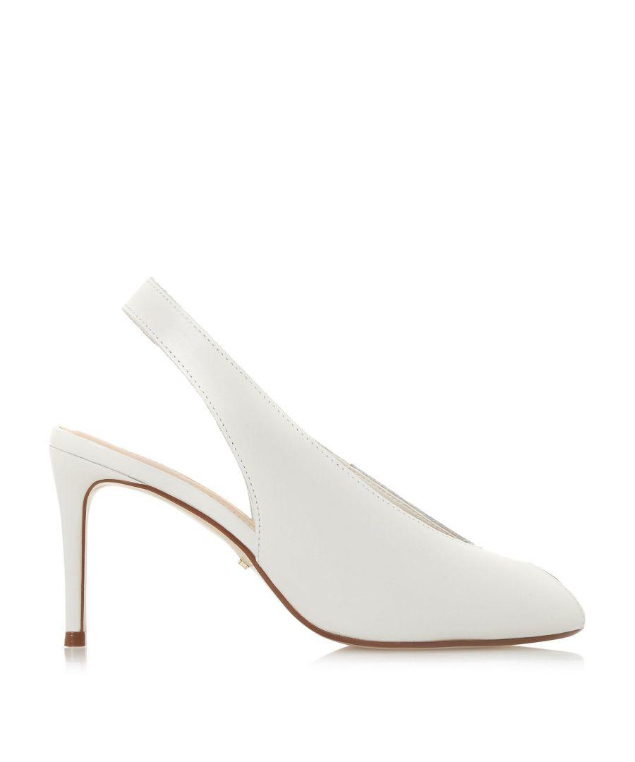 Image for Dune Ladies DACORUM Mid Stiletto Heel Shoes