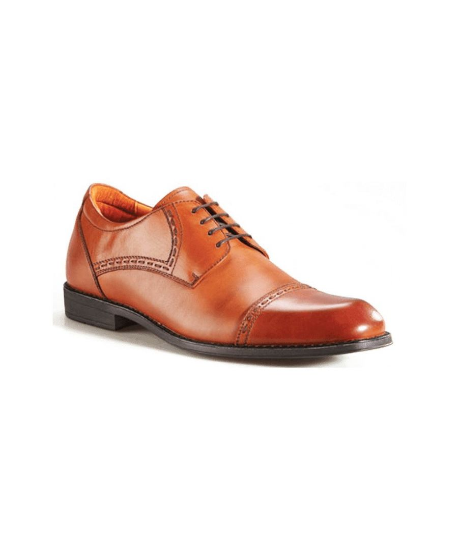 Image for Darwin Bron Derby Shoe