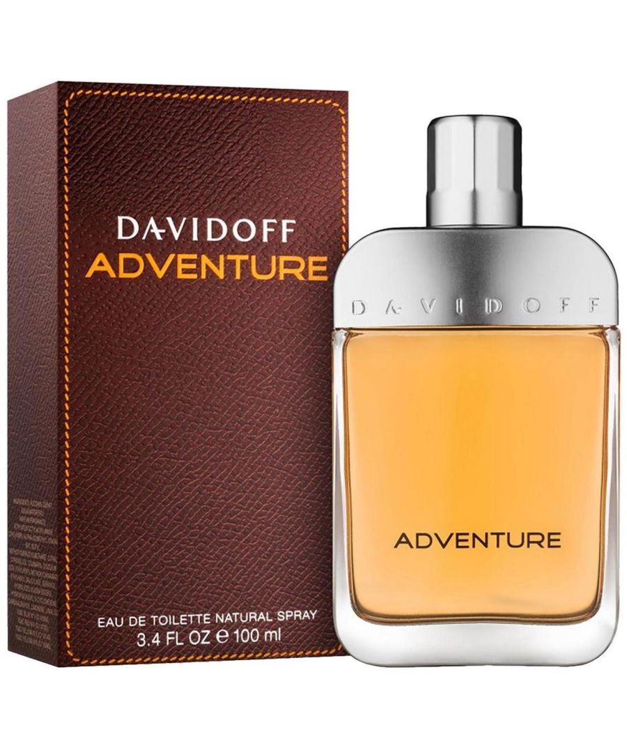Image for Davidoff Adventure Eau De Toilette Spray 100Ml