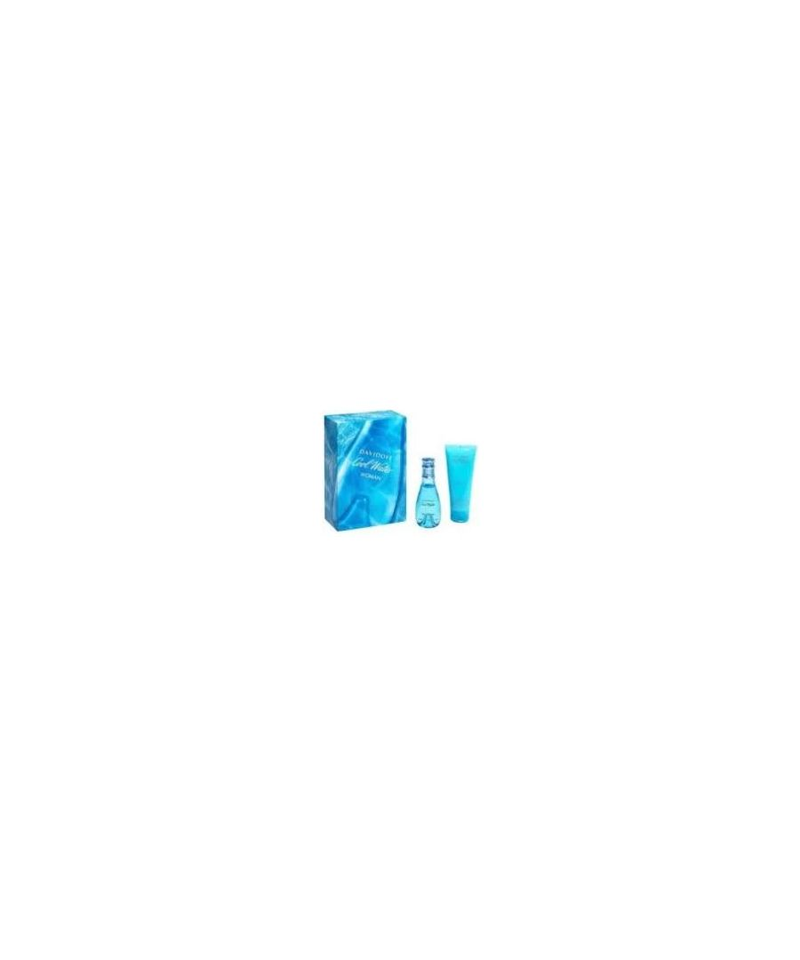 Image for COOL WATER WOMEN WAVE EDT 30ML & BODY LOTION 75ML