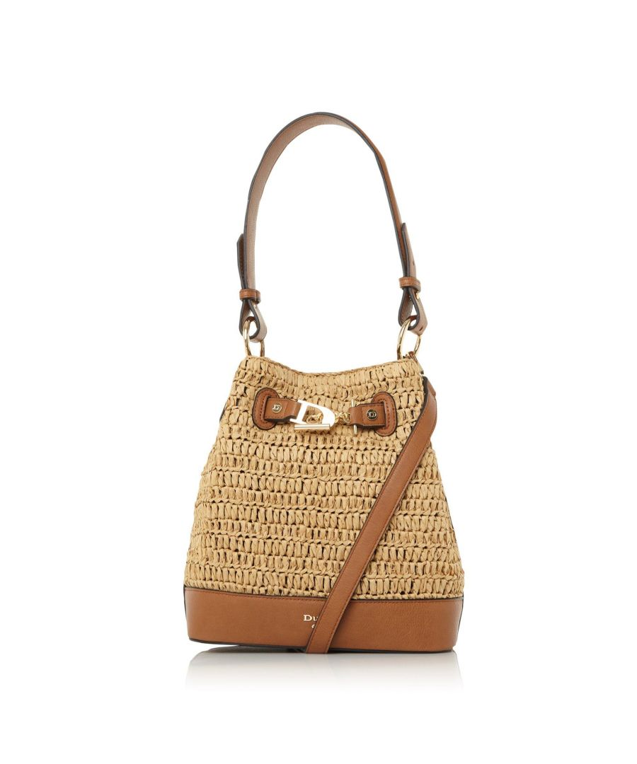 Image for Dune DAYLLA Duffel Straw Bag