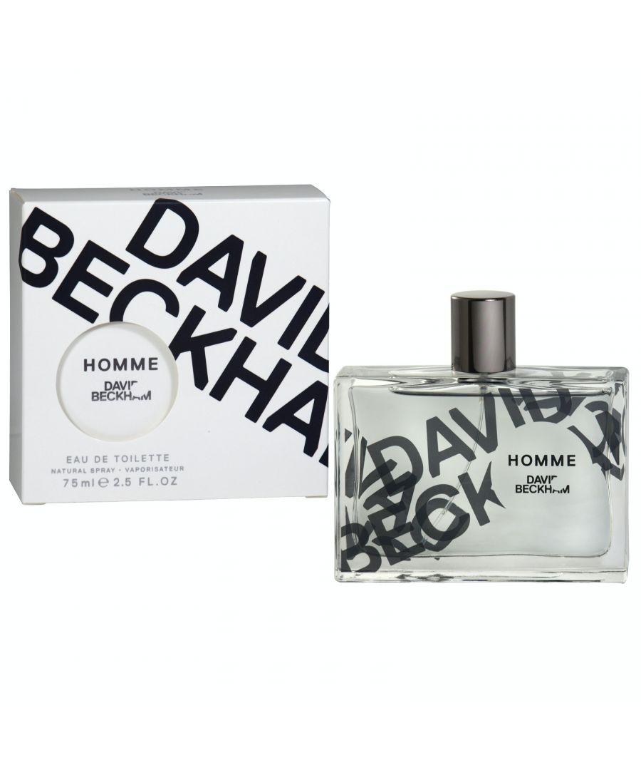 Image for David Beckham Homme Eau De Toilette Spray 75Ml