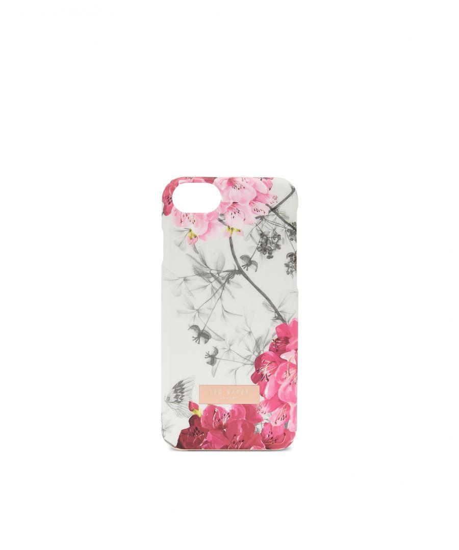 Image for Ted Baker Felica Babylon Iphone8 Clip Case, Grey
