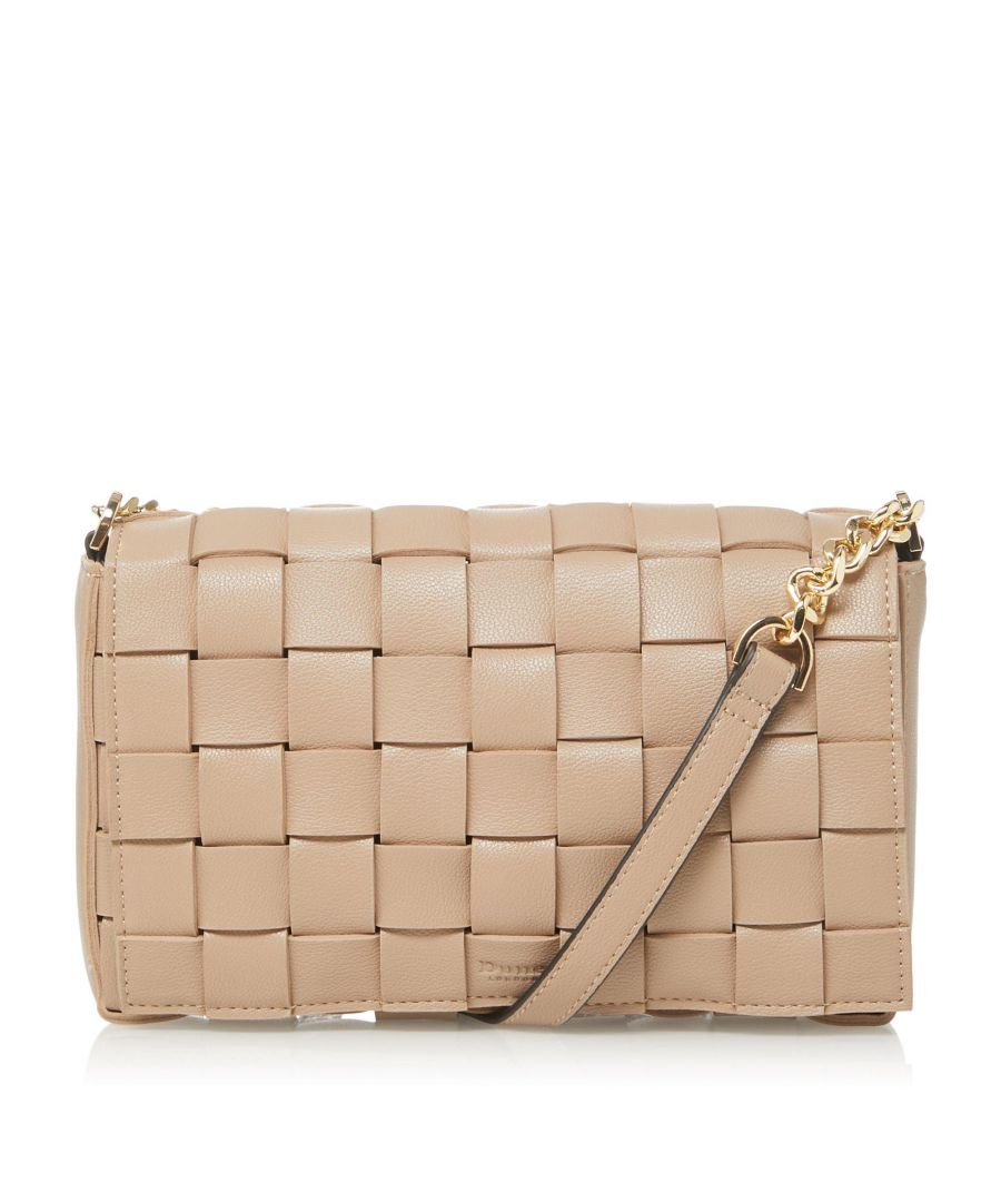 Image for Dune DEAVER Woven Cross Body Bag