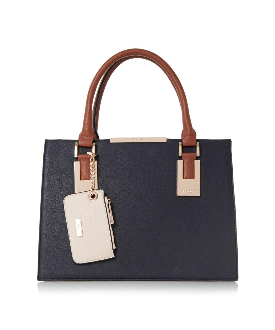 Image for Dune DEEDEE Structured Top Handle Handbag